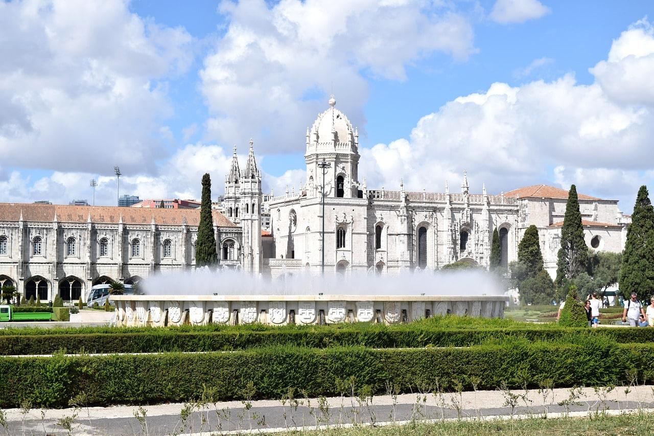 Jerónimos Monastery Lisbon, Portugal