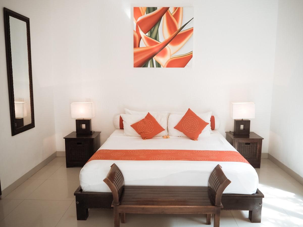 The Bedroom at Ko Ko Mo - Gili Trawangan
