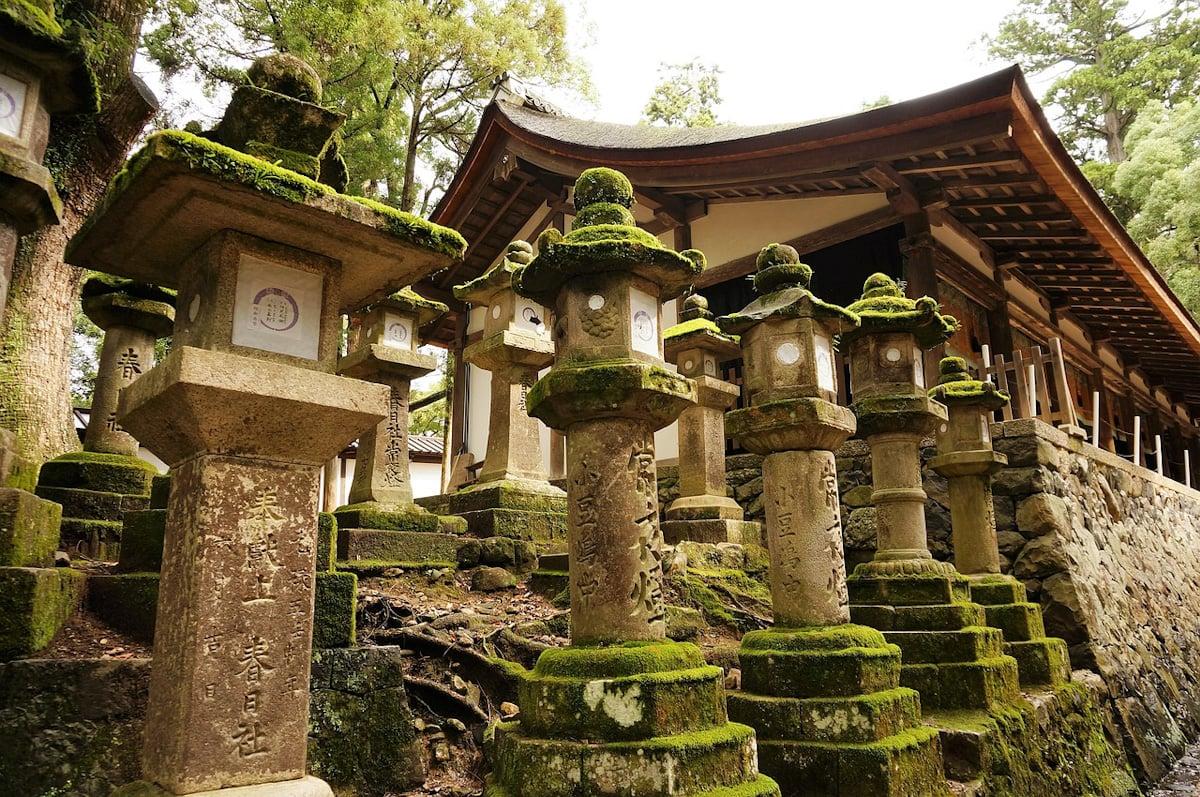 Nara Japan The Travel Escape