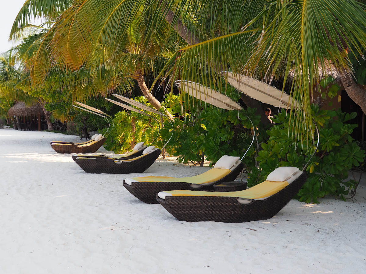 Relaxation at the Adaaran Prestige