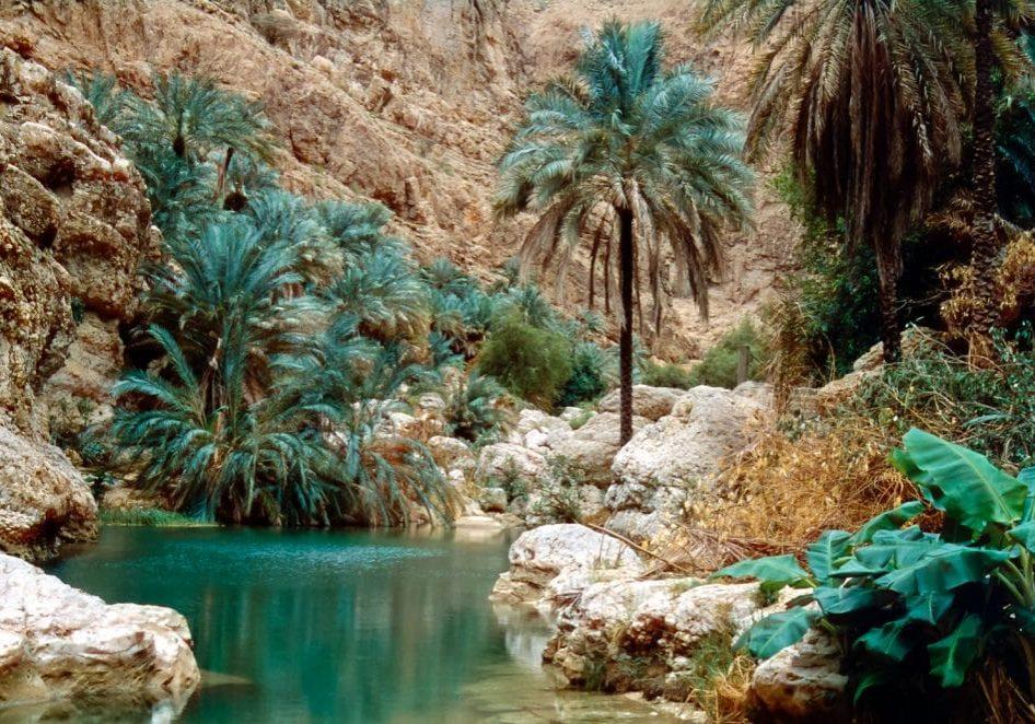 Adventuring In Wadi Shab Oman The Travel Escape 1