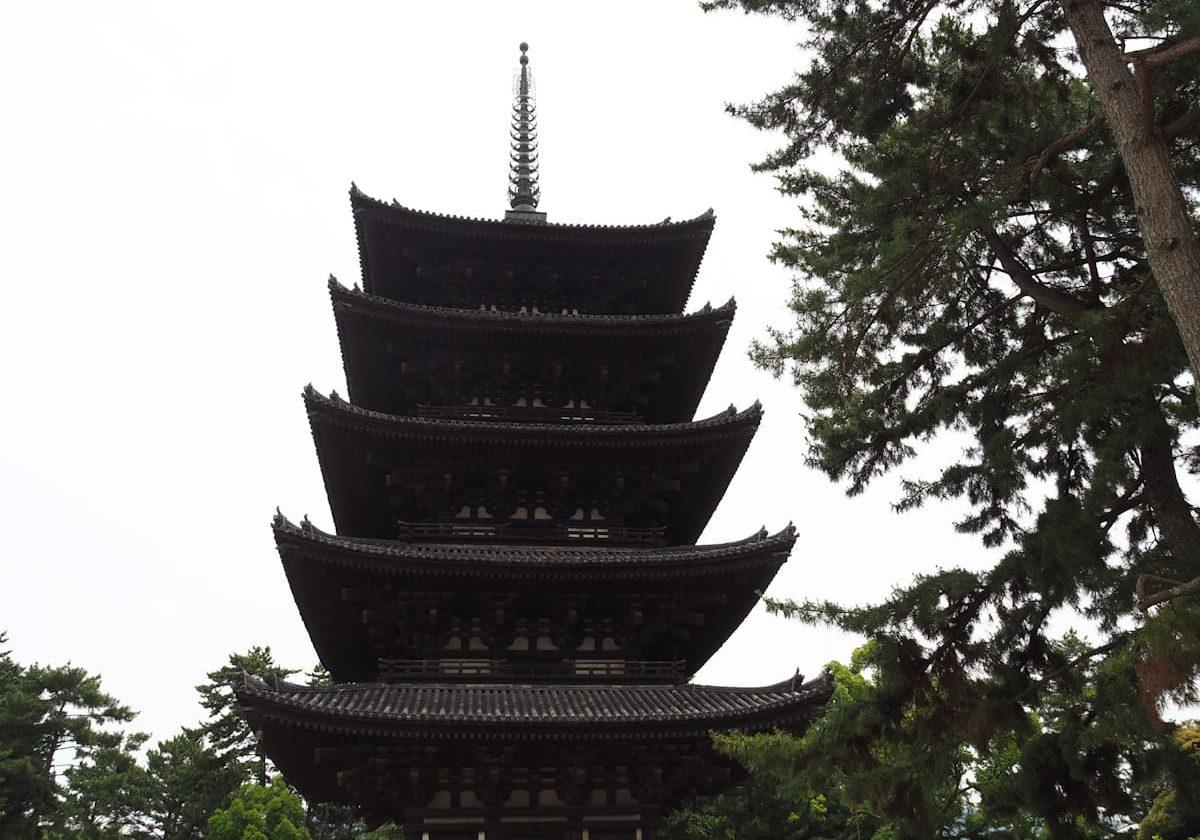 Things to do in Nara, Japan - Kofukuji temple