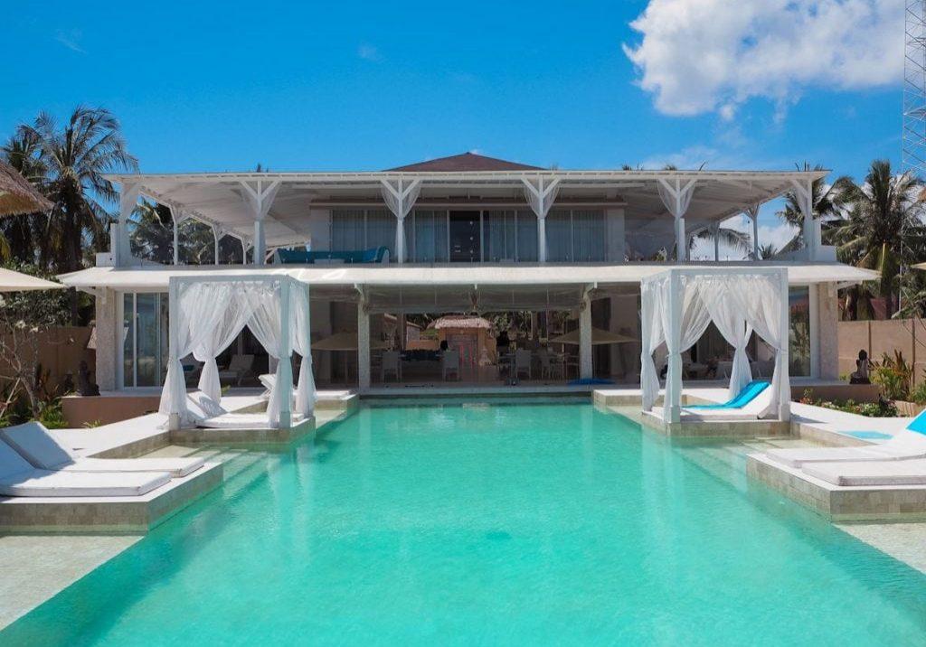 The 5 bedroom villa at Villa Gili Bali Beach - Gili Trawangan Bali - The Travel Escape